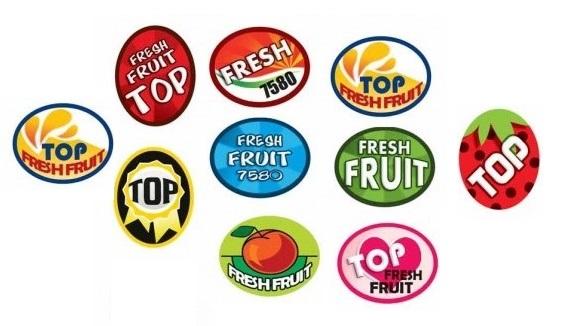 فروش لیبل میوه